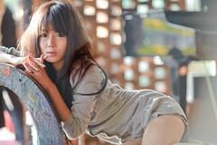 [フリー画像] 人物, 女性, アジア女性, タイ人, 201101311300