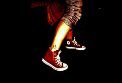 Stylin' New Tattoo (Thought Knots Design) Tags: ocean life travel sunset sea wild sky sun southwest color colour feet beach water colors tattoo skyline sunrise logo photography star design coast artwork travels shoes thought sailing colours waterfront graphic pacific oz live wildlife under over shoreline creative australia down pop sneakers east traveller creation coastal shore converse future funk create nautical portfolio aussie aus brand seashore catalogue knots tkd chucks downunder creatively brainactivity nspp thoughtknots thoughtknotsdesign thoughtnautical