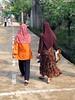 Hijab (Mangiwau) Tags: festival indonesia java blood eid hijab goat goats jakarta gore cutting lamb lambs throat kambing bogor slaughterhouse sacrifice slaughtering adha sacrificial potong jilbab idul cewek dipotong