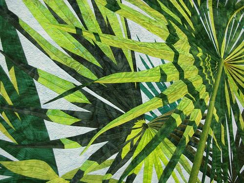 47  164/365 Liz Jones quilt: Parasol