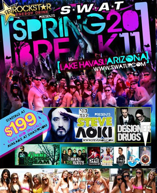 Havasu Spring Break presented by: SWAT