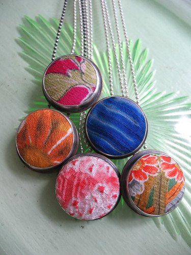 7. Small Pendants