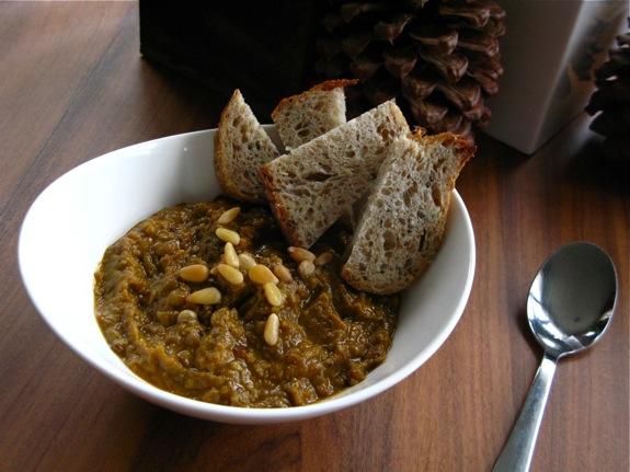 red lentil soup 005