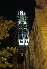 Harkness-Tower-at-Yale-5 (mbgmbg) Tags: nightscape places yale harknesstower kw2flickr kwgooglewebalbum takenbymarkgerstein kwpotppt kwphotostream4 yalebuildings