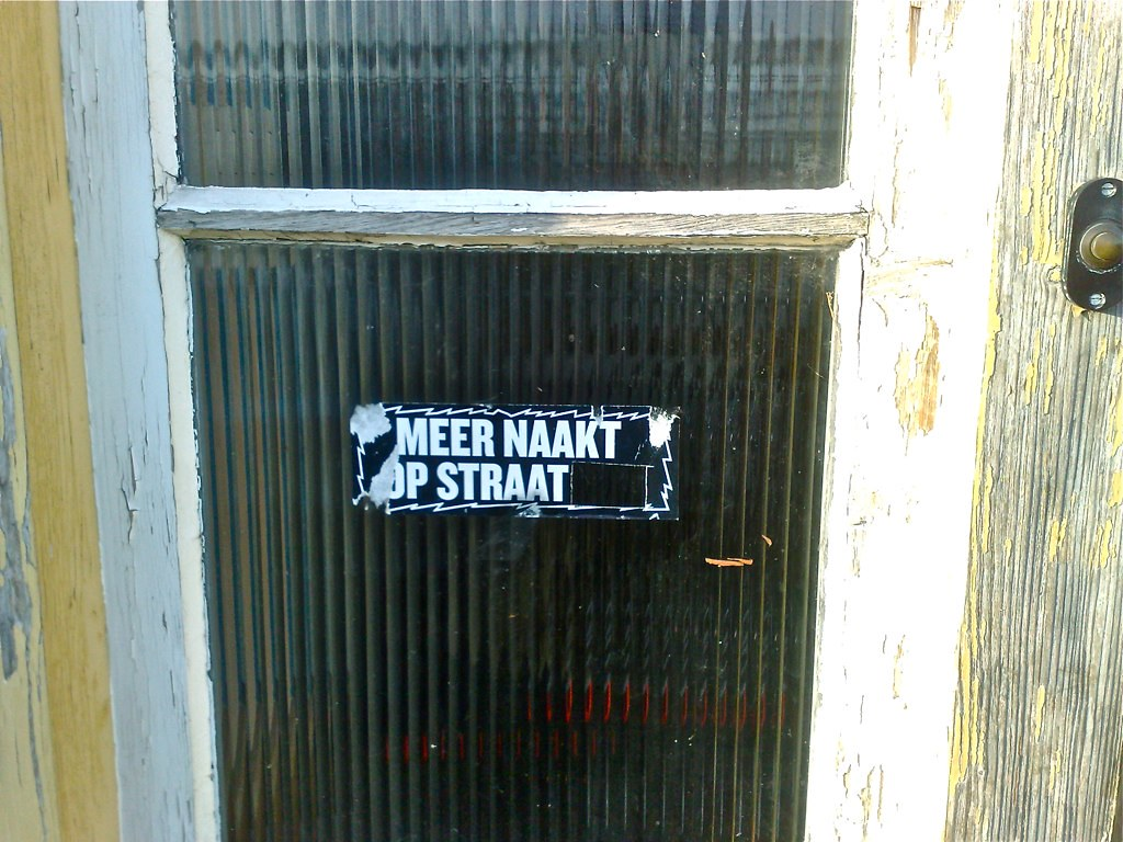 Daar hoor je ze nooit over in Den Haag!