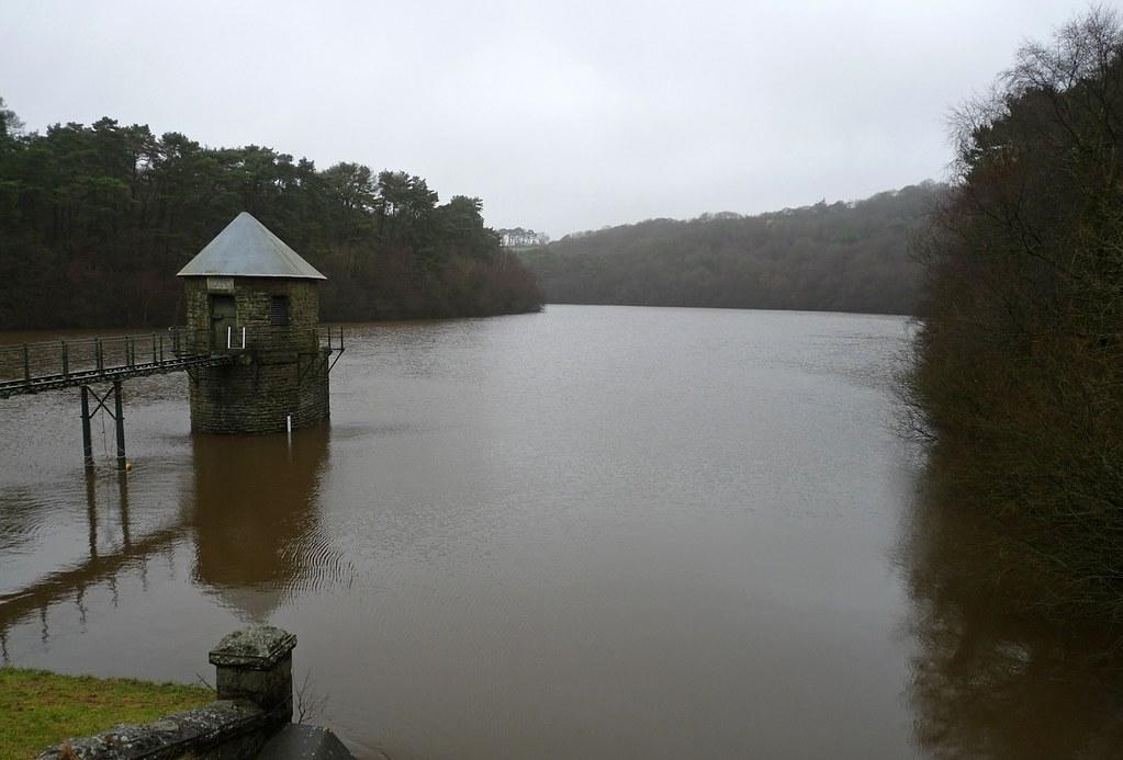 23870 - Cwm Lliedi Reservoir