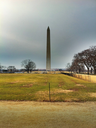 The Washington Memorial, HDR