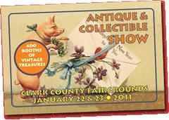 Clark County WA Antiques & Collectibles Show