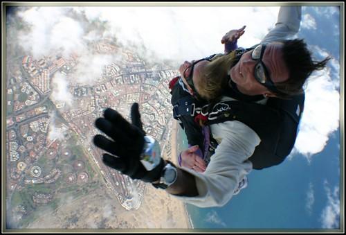 ¡¡Vuela!! Skydive Gran Canaria