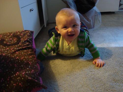 aaaah !!! baby attack!!!!