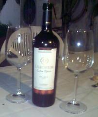 Laborum Malbec Extra Roble 2004