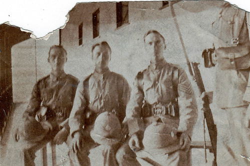 WW1 British soldiers in the middle east?