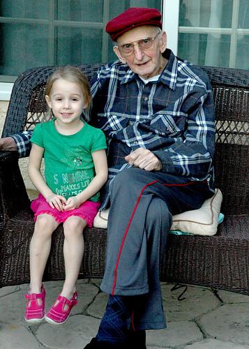 Happy Birthday Great Grandpa