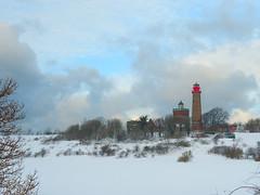 Lighthouses at Cape Arkona (iPhotograph) Tags: lighthouse germany geotagged rgen arkona kaparkona capearkona d700 1635mmf4gvr geo:lat=5467732897685839 geo:lon=1343102286942861