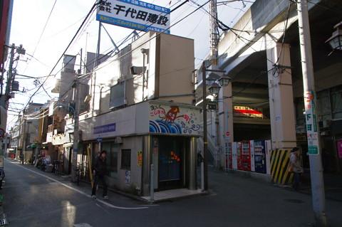 阿佐ヶ谷駅界隈