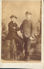 Boys in hats - Barron and Walker, Sarnia, ON (snap-happy1) Tags: boys fashion children de photography victorian photographers photographs walker barron carte visites rochon