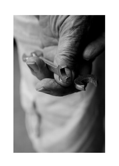Hands Grandpa