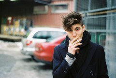 CNV00022 (WHATYOURSULSINGS) Tags: winter friends boys sweden stockholm smoking indie cigarettes