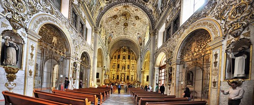 Catedral Santo Domingo, Oax. (11)