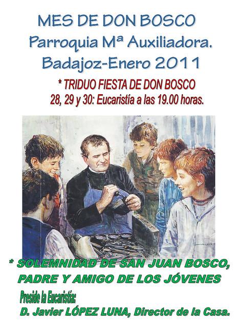 Triduo Don Bosco