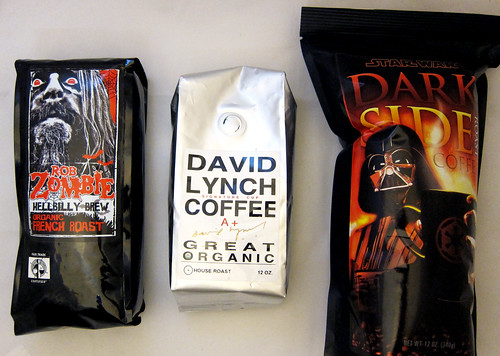 Intelligentsia: 3 Celebrity Coffees