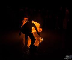 man and fire ... (zakia hadjadj) Tags: bbc bcc burncrewconcept
