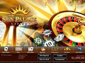 Sunpalace Casino Lobby