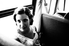 the bride 2 (k.pat) Tags: family wedding friends party white black color classic love beauty fun photography bride photo married candid smoke union marriage husband part behind scenes marry timeless ameican decompress