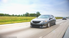 IMG_0669 (Ayyjohnny) Tags: honda austin texas houston form bags acura v6 slammed stance tsx bagged rollingshot vossens stancenation johnnypuy johnnypuyphotography