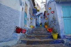 Chefchaouen (7) (jim_skreech) Tags: chefchaouen chaouen morocco ref blue