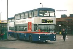 2061 BOK 61V (onthebeast) Tags: wmt west midlands travel bromwich bus station 2061 bok 61v mcw metrobsu mk i