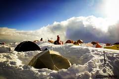 Peak_Lenin_High_Camp (Tony Hodson Photography) Tags: mountain climbing expedition nepal kyrgyzstan pakistan