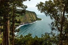 Hawaii (Big Island) Aug 2016 (brandon.vincent) Tags: big island hawaii trocial pacific ocean volcano lava waterfall waipio lookout