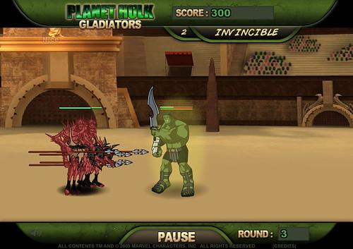 seletopo planet hulk gladiators