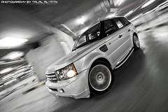 (Talal Al-Mtn) Tags: 2005 street motion cars underground photography 2006 kuwait landrover 2008 rangerover rangeroversport 2009 dub lr talal 2007 supercharged q8 whiteandblack lr3 rrs kwt carrig lr4 rangesport rigshot lm10 inkuwait almtn talalalmtn طلالالمتن rangeroverinkuwait photographybytalalalmtn rangerover2010 kahnproject rangeroverlovers carsshot rrssc rangerover2011