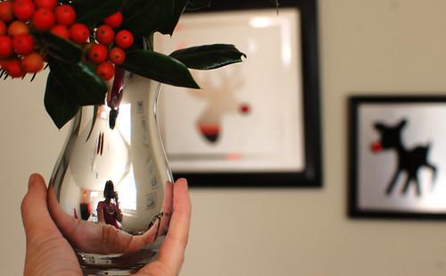 inspiring silver vase