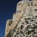 High walls of Krak des Chevaliers