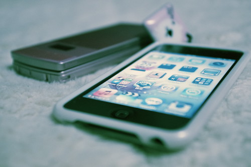 my iPod touch