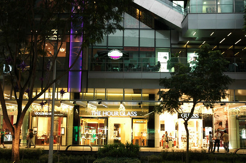 Orchard Central - Storefronts