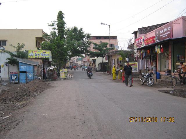 Visit to Kumar Pebble Park, Handewadi, Hadapsar Pune- View of Kale PadalIMG_4271