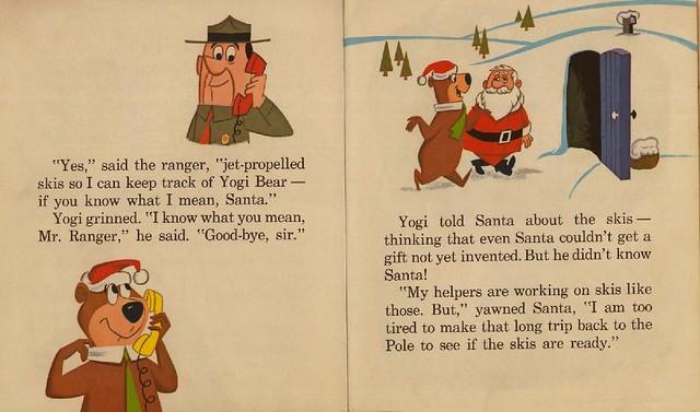Yogi Bear Helps Santa006