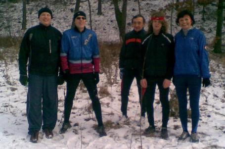 BĚŽECKÉ KLUBY: Klub letmých houbařů z Krče