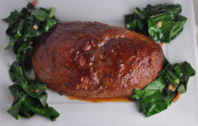 5215223475 7a3bf68929 z Meatloaf with Homemade Barbecue Sauce