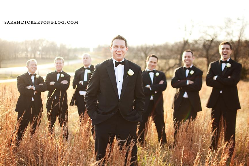 Kansas City wedding photography Shawnee Mission Park