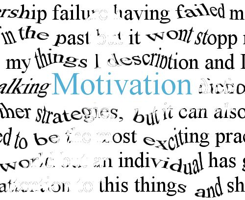 5217748702 8038c3f2f9 Staying Motivated