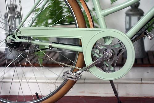 thyme - my lovely bike :)