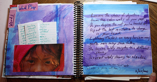 Journal spread 11-28-10