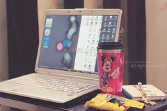 (NOURA - alshaya ) Tags: cup coffee book flickr laptop m ms registry        a       |