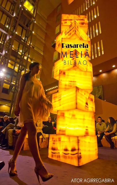 Pasarela MELIÃ Bilbao