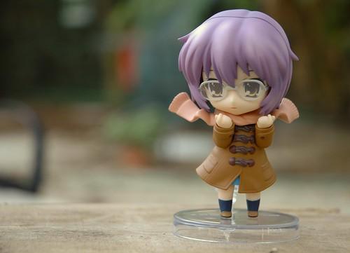 Nendoroid Yuki Nagato